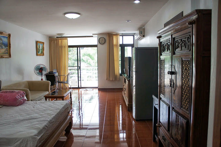 Studio apartment  condo for Sale and Rent in Jomtien