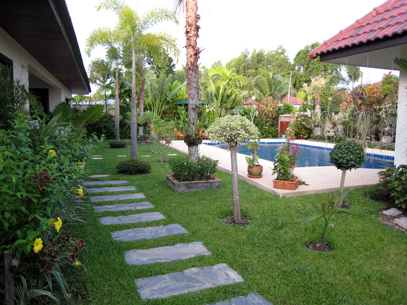 Three bedroom  house for Rent in Baan Amphur