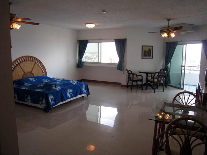 Studio apartment  condo for Sale in North Pattaya