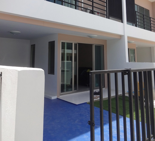 Two bedroom  townhouse for Rent in Naklua