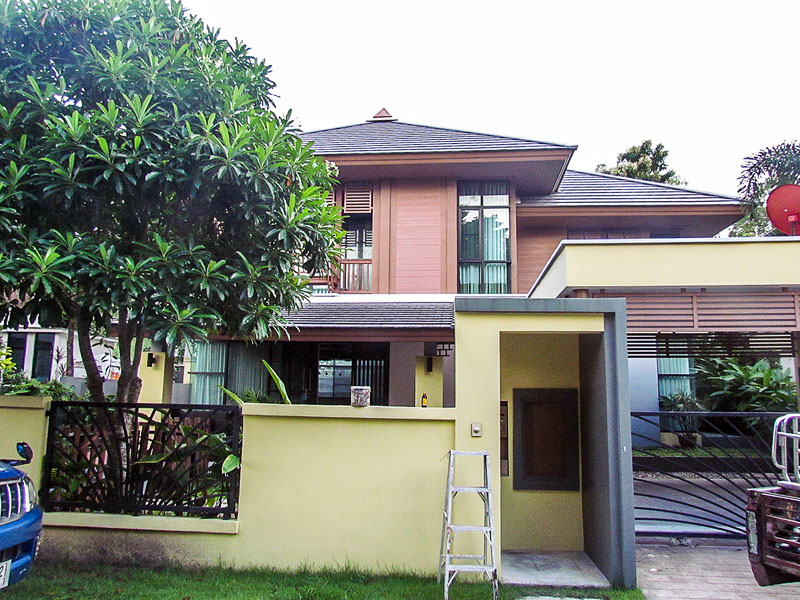 Three bedroom  house for Sale and Rent in Mabprachan - Pong