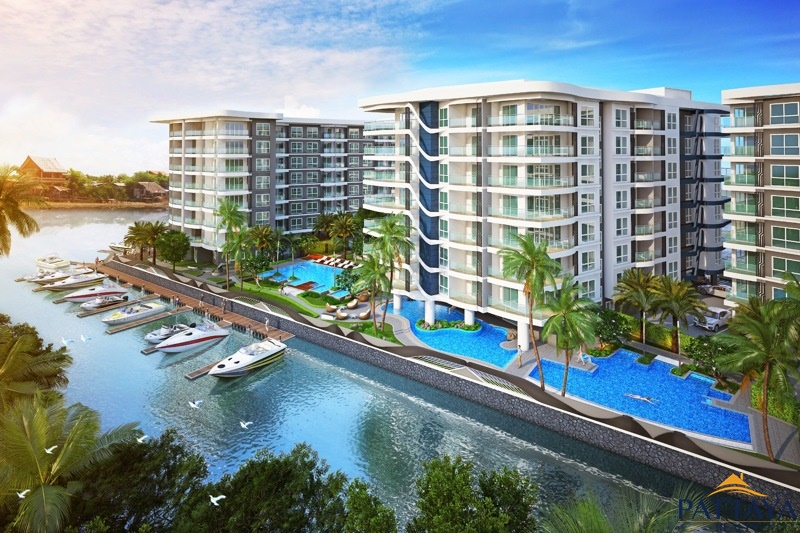 One bedroom  condo for Sale in Na Jomtien