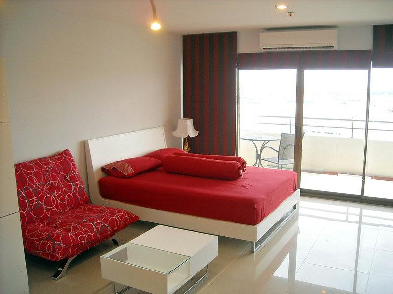 Studio apartment  condo for Sale in Central Pattaya