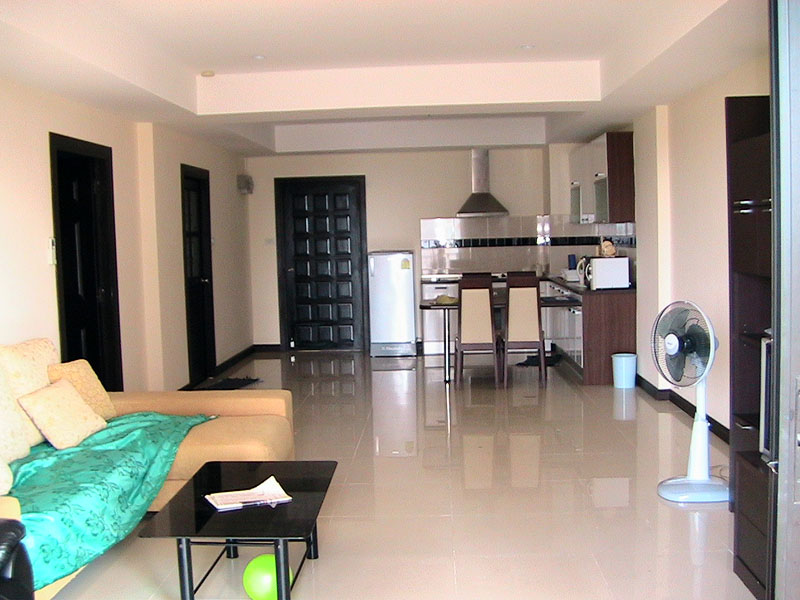 One bedroom  condo for Rent in Wong Amat