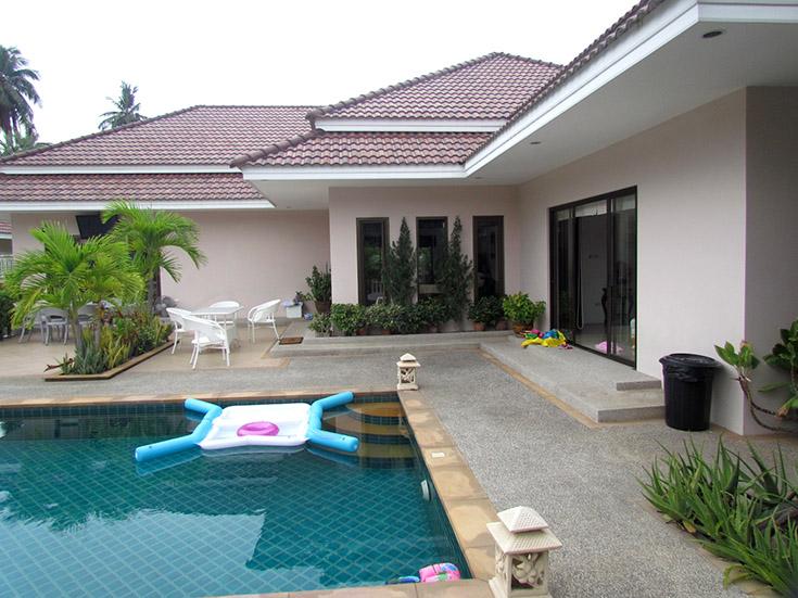 Three bedroom  house for Sale in East Jomtien - Huay Yai