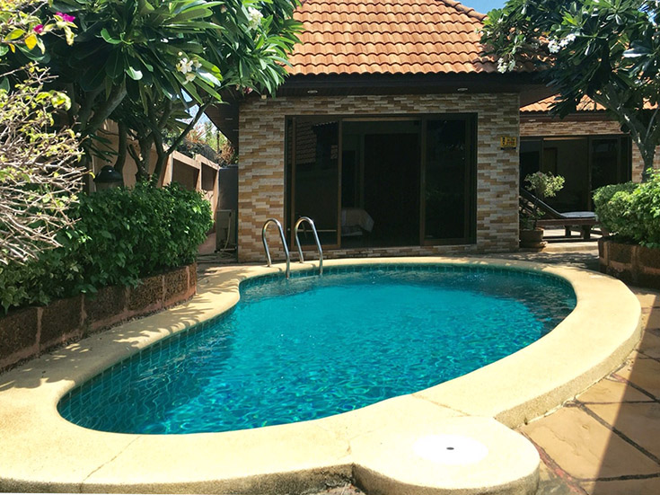 One bedroom  house for Rent in Jomtien