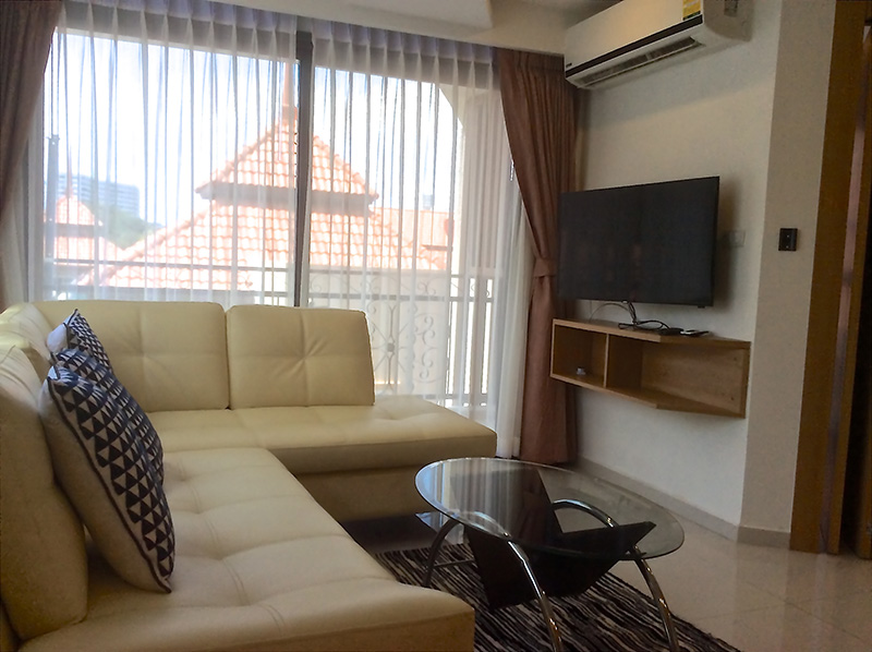 One bedroom  condo for Sale and Rent in Pratumnak