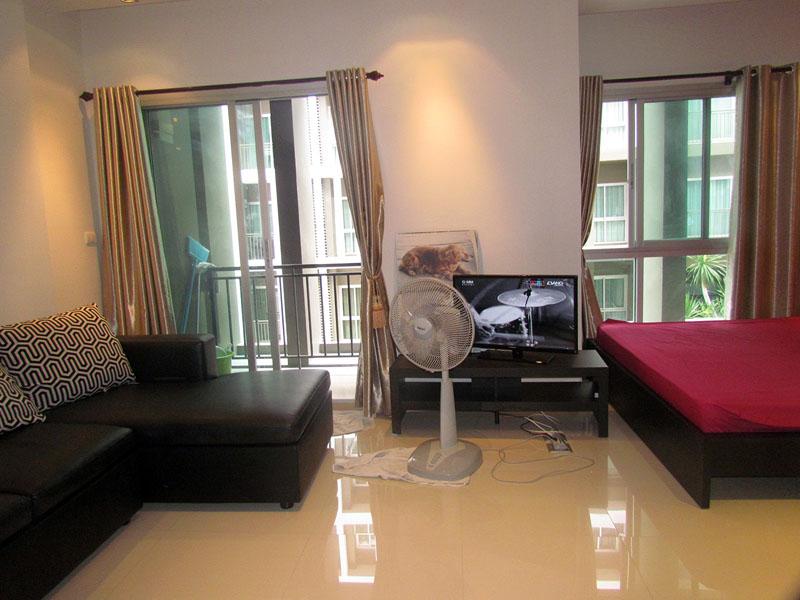 Studio apartment  condo for Sale and Rent in Jomtien