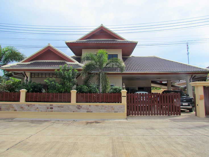 Three bedroom  house for Sale in East Naklua