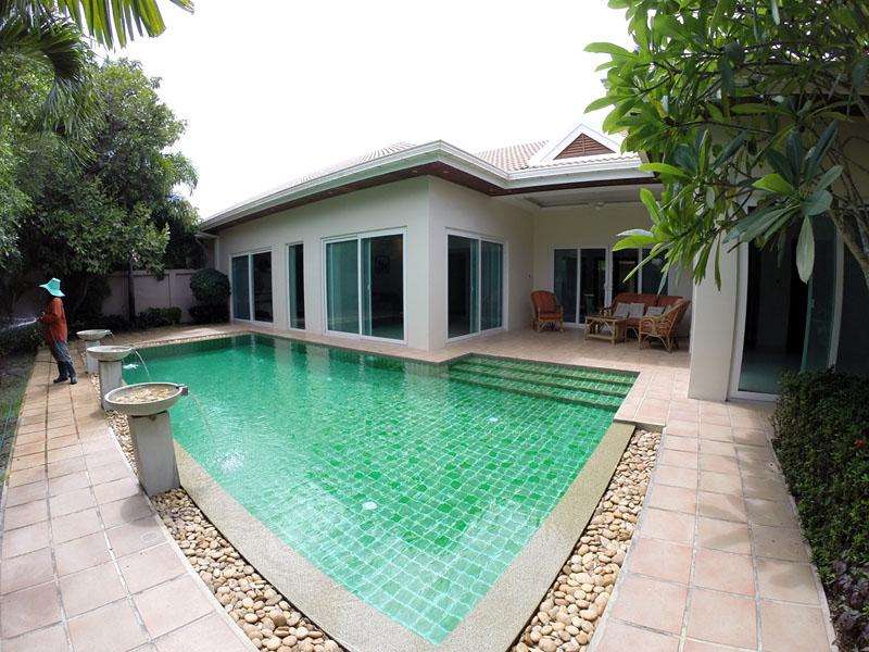 House For Rent In Mapbrachan - Pattaya
