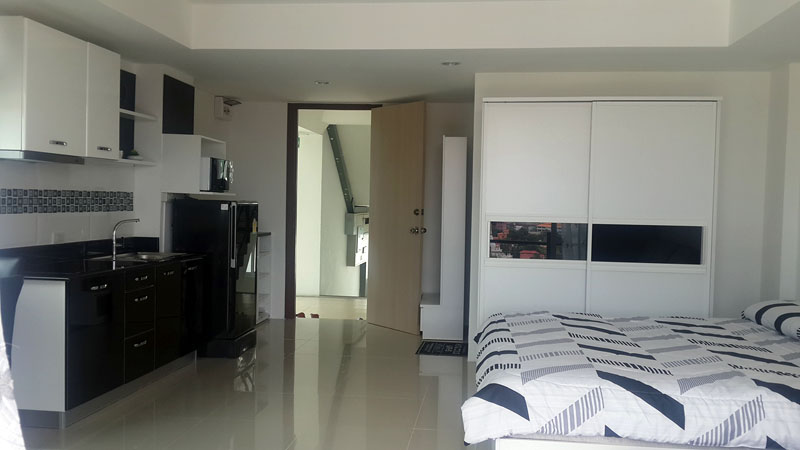Studio apartment  condo for Rent in East Pattaya