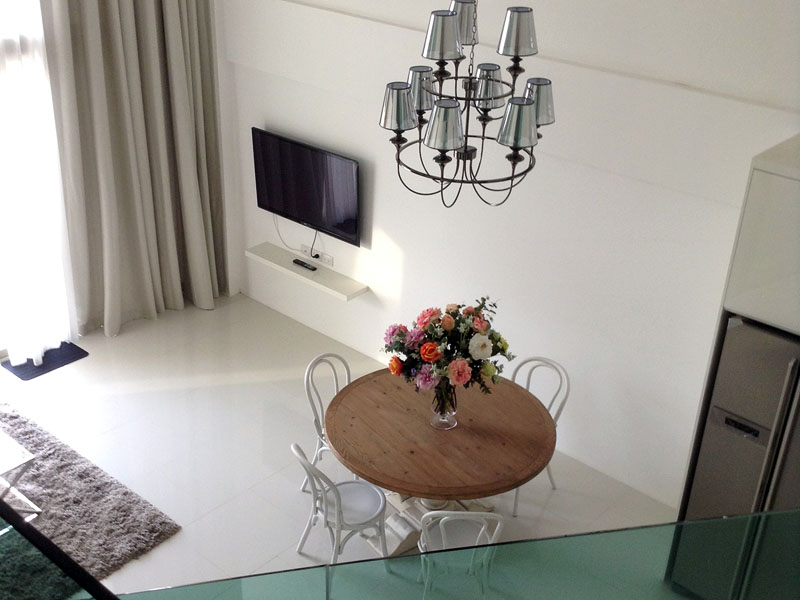 Two bedroom Luxury Penthouse  condo for Sale in Wong Amat
