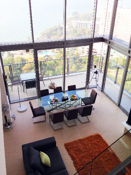 Three bedroom  condo for Rent in Wong Amat