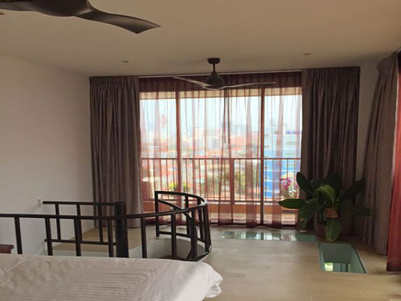 Two bedroom Luxury Penthouse  condo for Sale in Pratumnak