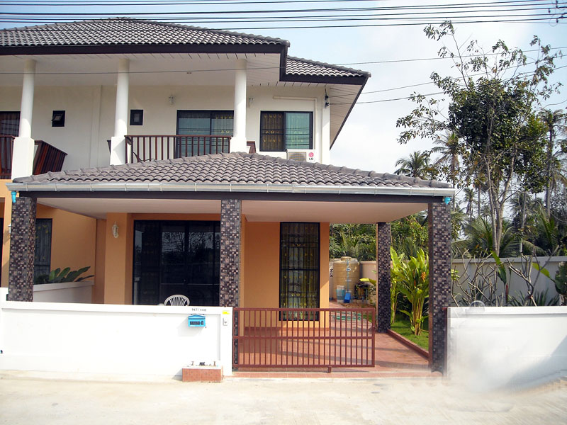 Two bedroom  townhouse for Sale in East Naklua