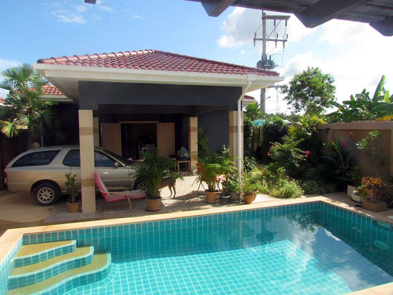 Two bedroom  house for Sale in East Jomtien - Huay Yai