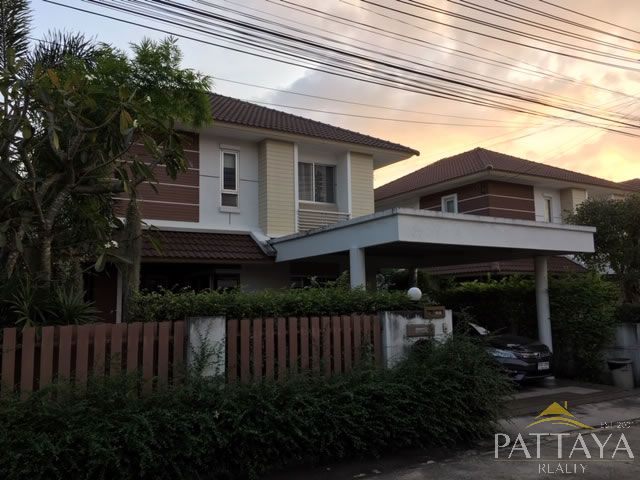 Three bedroom  house for Rent in Banglamung