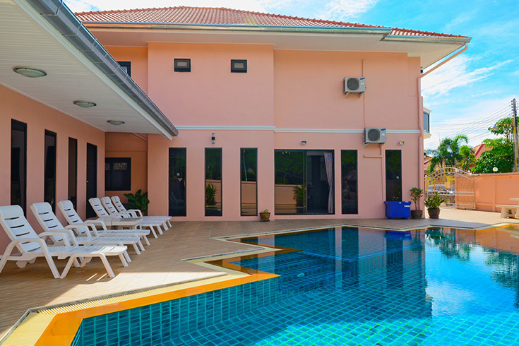 House for Rent in Jomtien