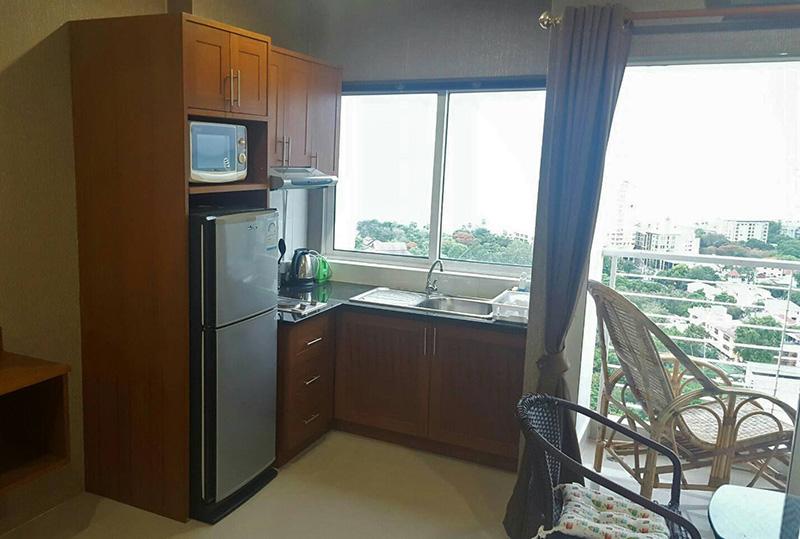 Studio apartment  condo for Rent in Naklua