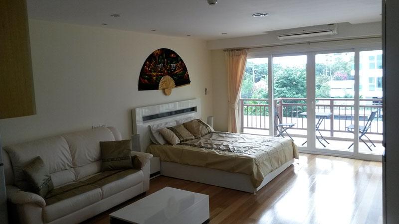 Studio apartment  condo for Rent in Pratumnak