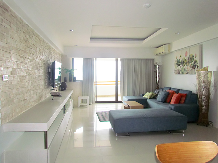 Three bedroom  condo for Sale and Rent in Na Jomtien