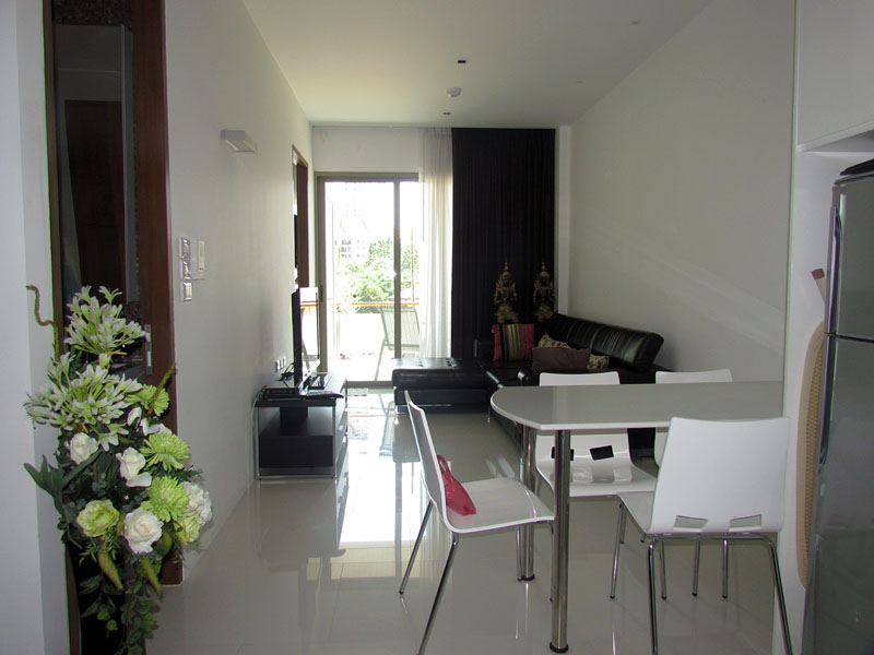 Two bedroom  condo for Rent in Wong Amat