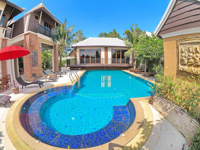 Five bedroom  house for Sale and Rent in Jomtien