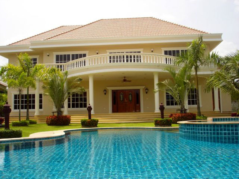 Three bedroom  house for Rent in Mabprachan - Pong