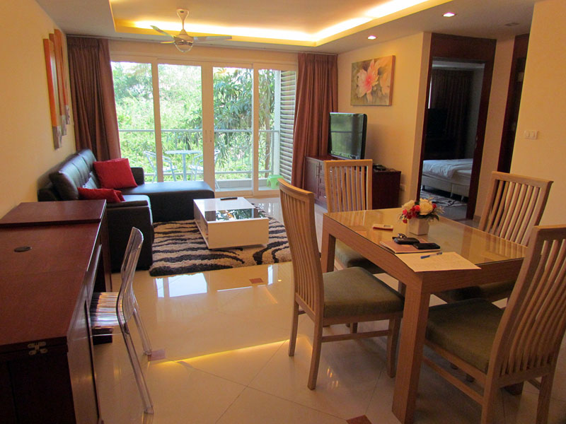 Two bedroom  condo for Rent in South Pattaya