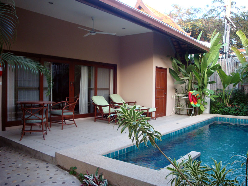 One bedroom  house for Rent in Wong Amat