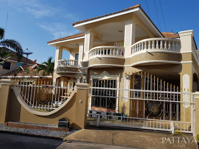 Three bedroom  house for Sale and Rent in Central Pattaya