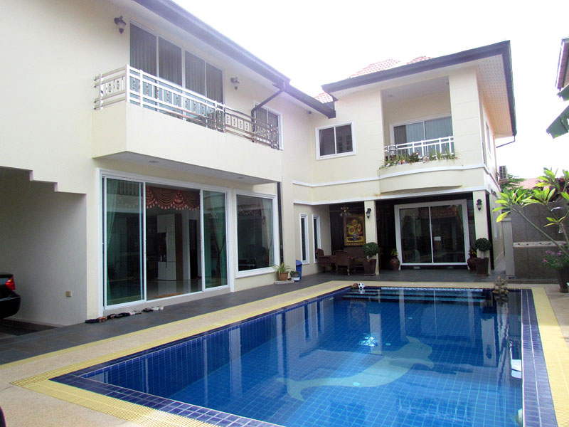 Five bedroom  house for Sale and Rent in South Pattaya
