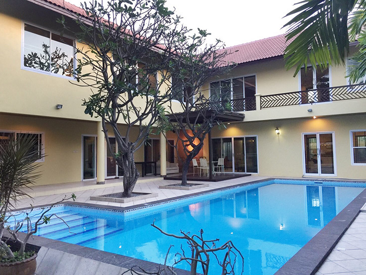 Four bedroom  house for Rent in South Pattaya