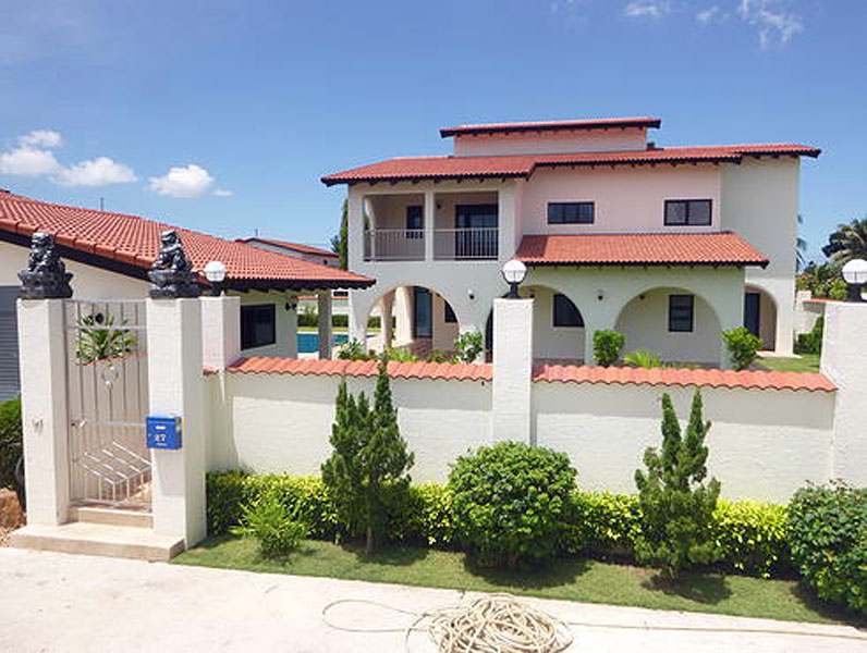 Five bedroom  house for Rent in Mabprachan - Pong