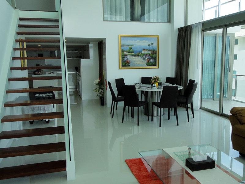 Luxury Penthouse Condo