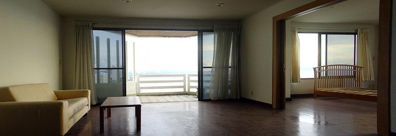 Three bedroom  condo for Rent in Na Jomtien