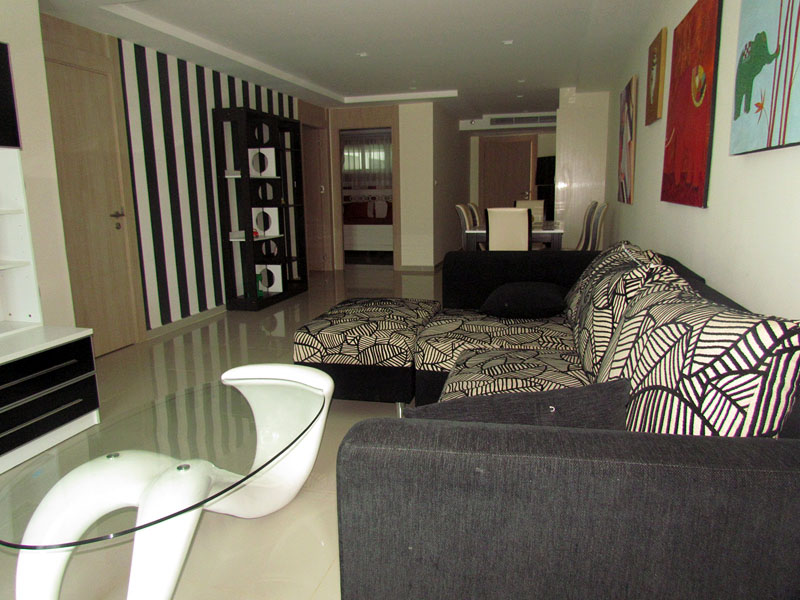 Two bedroom  condo for Rent in Pratumnak
