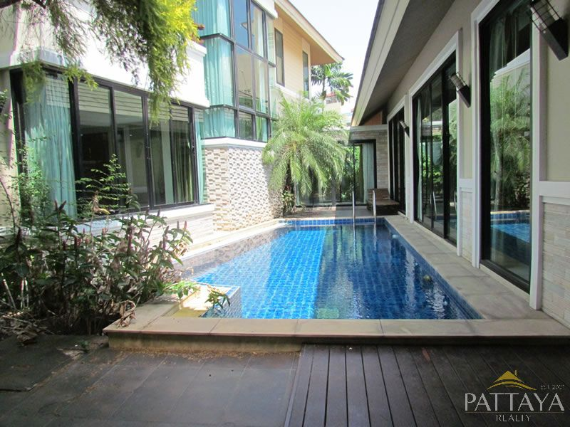 Three bedroom  house for Rent in Central Pattaya