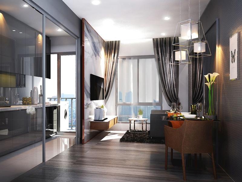 One bedroom  condo for Sale in Bangkok