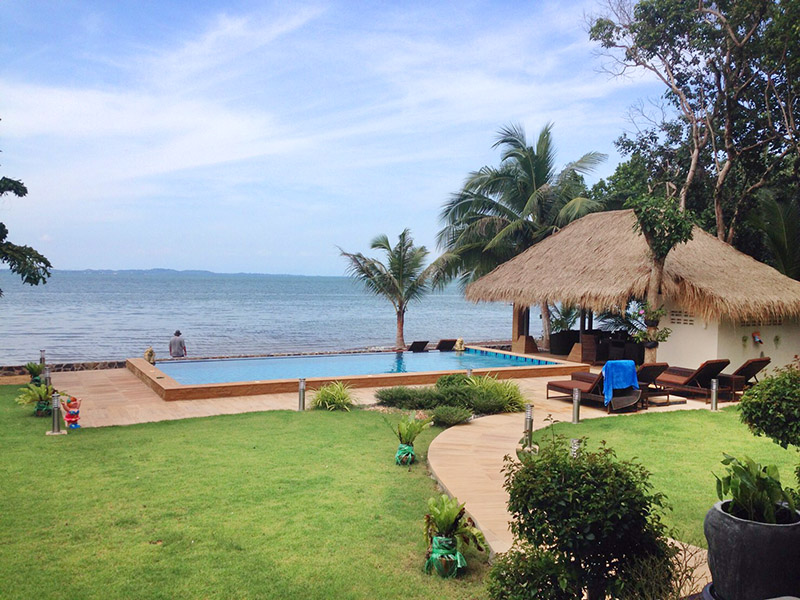 Stunning Beachfront Villa on Koh Chang
