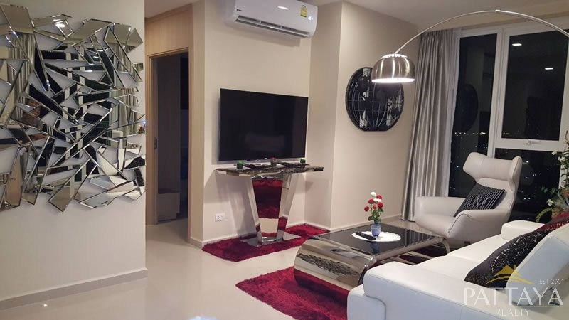 Two bedroom  condo for Sale and Rent in South Pattaya