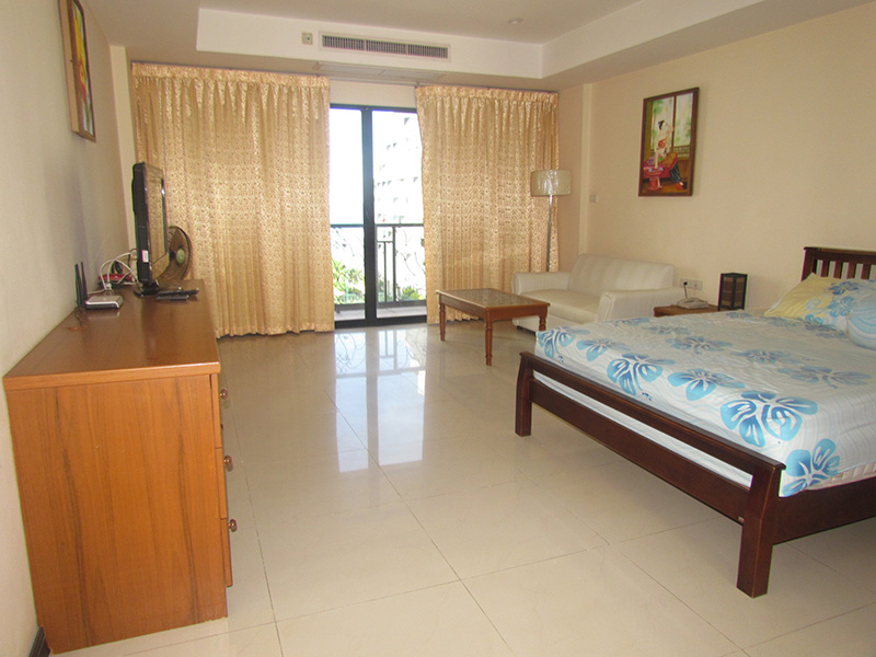 Studio apartment  condo for Sale and Rent in Wong Amat