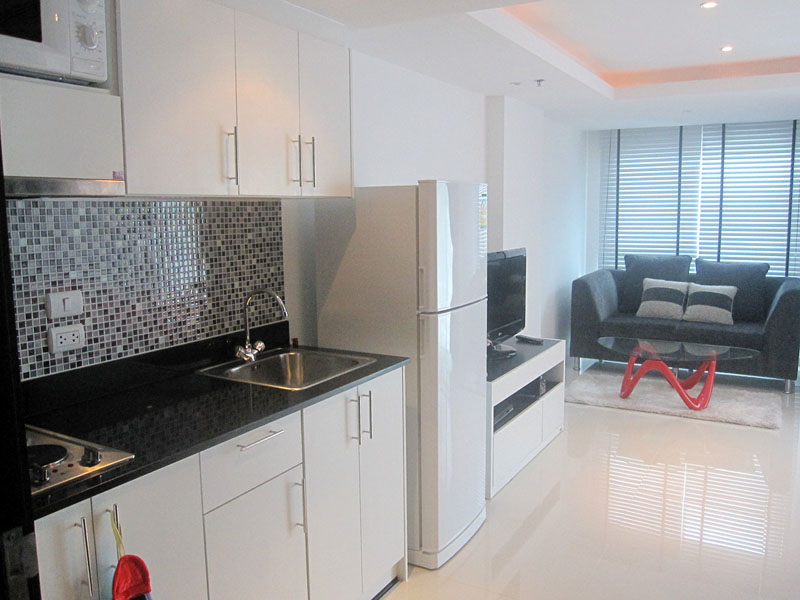Studio apartment  condo for Sale in South Pattaya