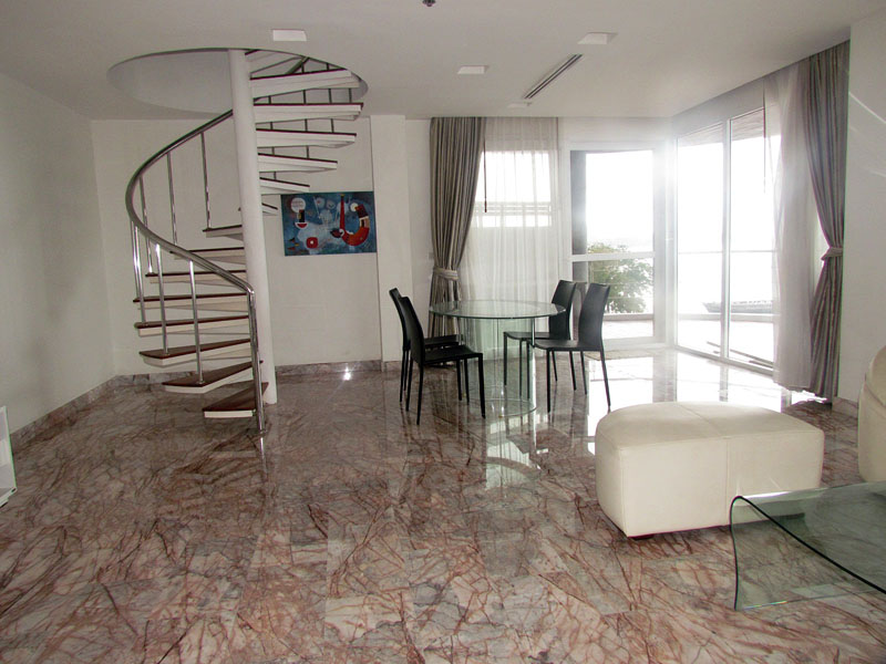 Two bedroom  condo for Rent in Naklua