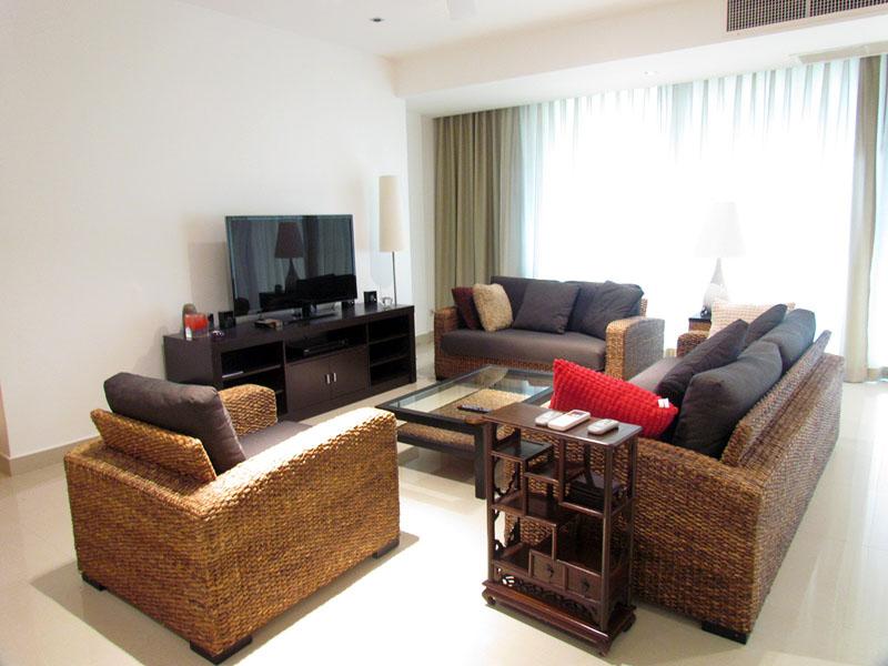 Two bedroom  condo for Rent in Jomtien