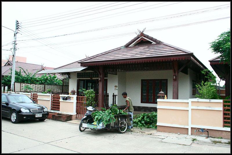 Four bedroom  house for Rent in Baan Amphur