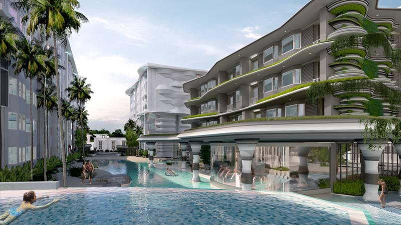 888 Villas Park Condominium