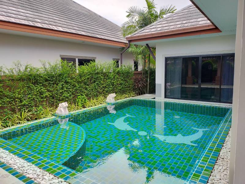 Two bedroom  house for Sale in Na Jomtien