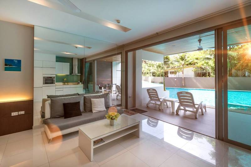 Ananya Beachfront - Pool Access