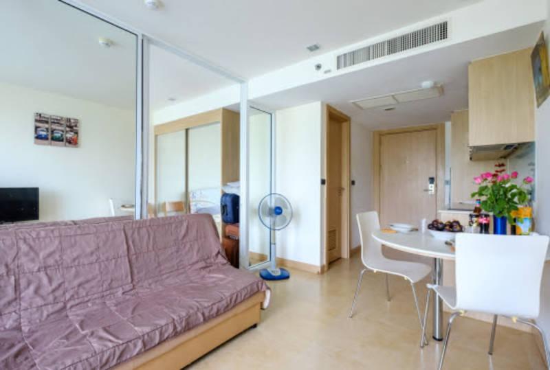 The Cliff Condominium Pattaya